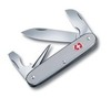 Нож перочинный Victorinox Electrician 93мм 7 функций алюминий серебристый (0.8120.26) нож перочинный victorinox edelweiss 0 6203 840 58мм 7 функций дизайн рукояти эдельвейс