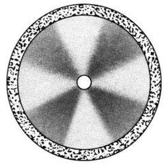 Алмазные Диски HP Flex «SS WHITE» серия DISC F 910/220 (0,30 mm) двуст.край