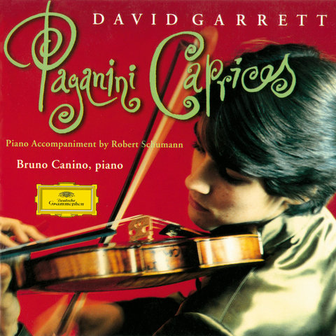 David Garrett, Bruno Canino, Robert Schumann / Paganini Caprices (RU)(CD)