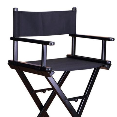 Разборный стул визажиста из алюминия