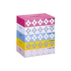 Салфетки бумажные, NEPIA, Nepi Nepi, цветочные, 160 шт.