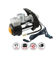Компрессор автомобильный AVS KE450L (с фонарем)