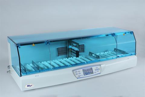 Автостейнер для окраски гистологических препаратов MYREVA SS-30, SS-30H.