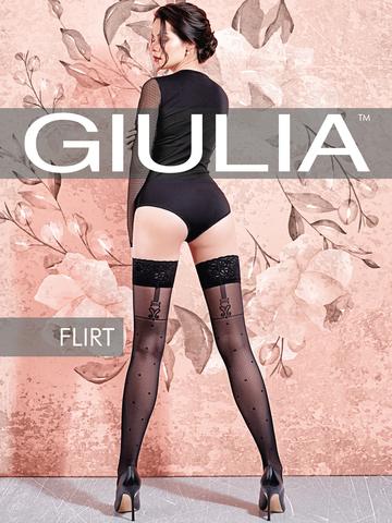 Чулки Flirt 02 Giulia