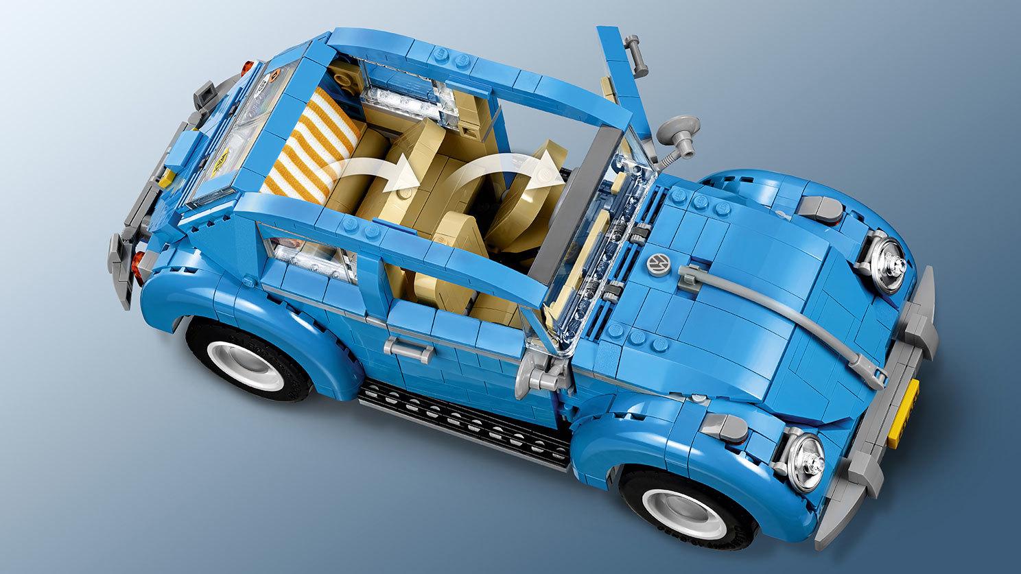 LEGO Creator: Фольксваген Жук 10252 - купить по выгодной цене ...