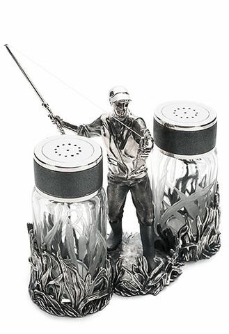Набор для специй «Удачной рыбалки».