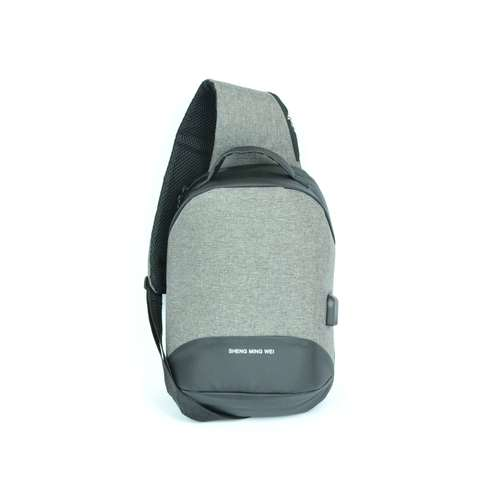 Рюкзак Sling Bag через плечо c USB