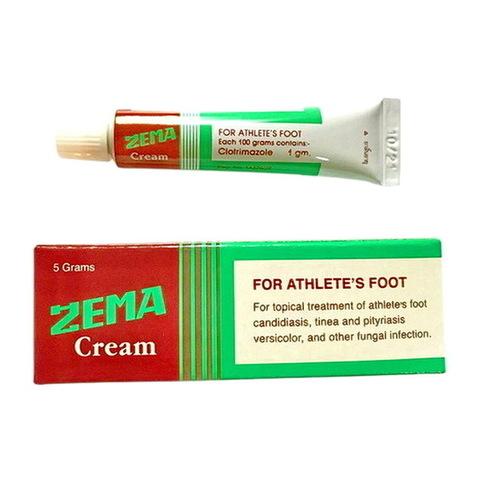 Тайский крем для лечения кожных заболеваний Zema Cream, 10 гр