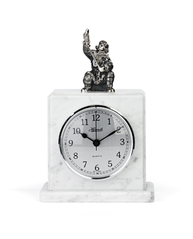 Каминные часы «Время рыбачить».