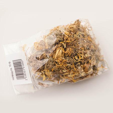 Сухоцветы календулы