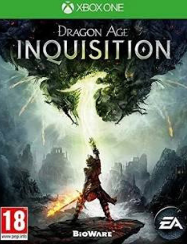 Xbox One Dragon Age: Инквизиция (Inquisition) (русские субтитры)