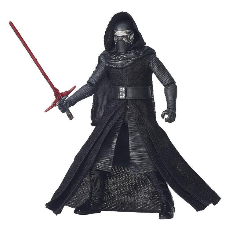 Фигурка Кайло Рен в маске Star Wars: Black Series Звездные Войны