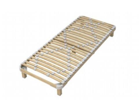 Основание (вкладыш) для кровати Мультиламель с опорами односпальное