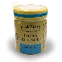 Паста из семян, Компас Здоровья, белый лен, 200 г