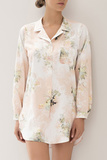 Цветочная домашняя рубашка Zimmerli