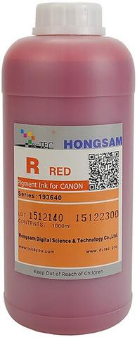 Чернила DCTec iPF6400/iPF8400 Red (R) 1000мл пигмент (серия 193640)
