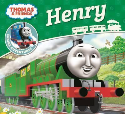 Kitab Thomas & Friends: Henry | Penguin Books Ltd
