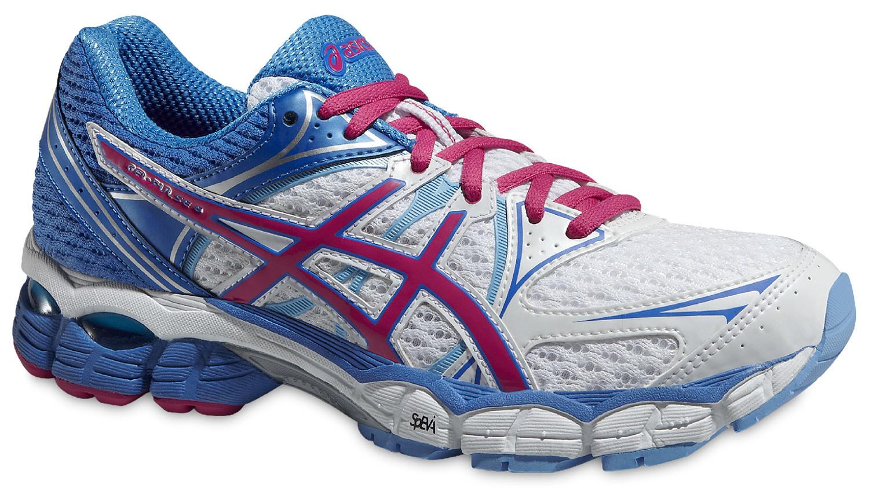 Женские кроссовки для бега Asics Gel-Pulse 6 (T4A8N 0120) белые