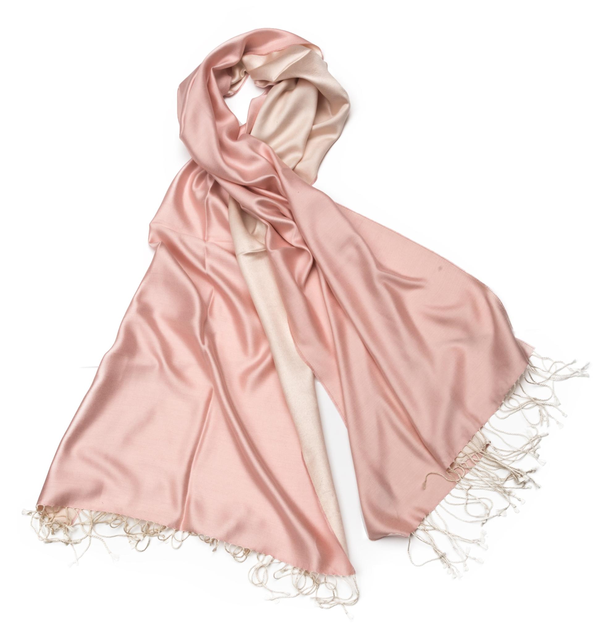 Шарф 50х180 AM Paris Parati6 светло-розовый