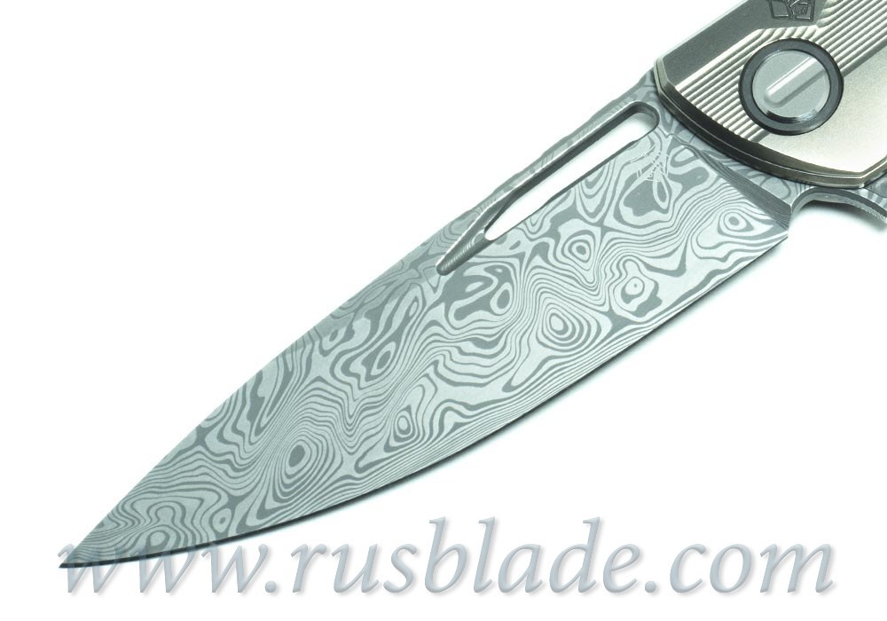 CUSTOM Shirogorov F3B Damascus CF Custom Division