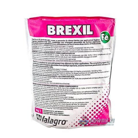 Brexil Fe (Хелат Железа) 25 гр.  Италия
