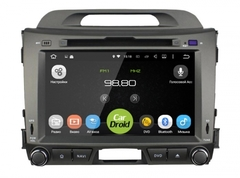 Штатная магнитола на Android 8.0 с DPS для Kia Sportage 3 Roximo CarDroid RD-2311D
