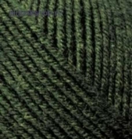 Alize Superlana maxi Темно зеленый 241 (5 шт.)