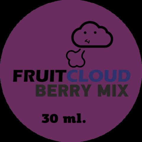 Премиум жидкость для электронных сигарет Berry Mix, 1 мг