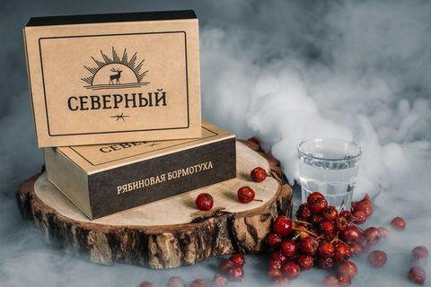 Табак для кальяна Северный Рябиновая бормотуха