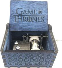 Music Box Game Of Thrones (blue)