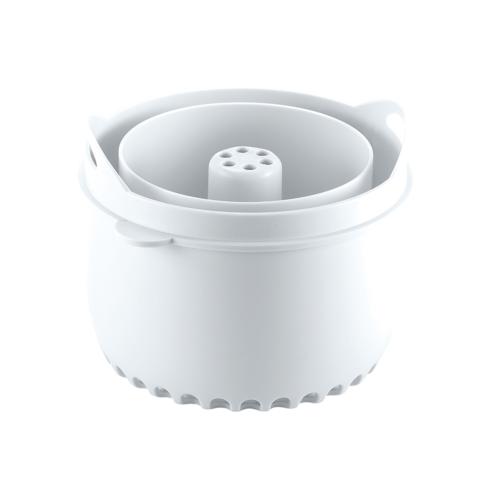 Beaba контейнер для варки круп pasta/rice cook bbk original/original + white