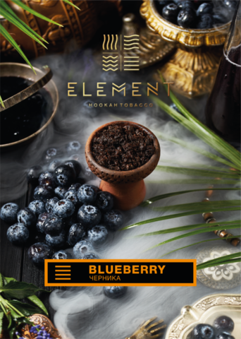 Element Blueberry (Черника) земля 40г