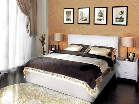 Кровать двуспальная Аскона Greta (Грета)