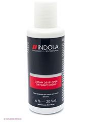 ИНДОЛА проявитель-крем 6% для стойкой крем-краски для волос 60мл