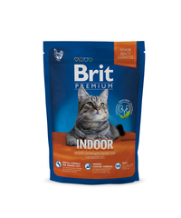 Brit Premium Cat Indoor Chicken
