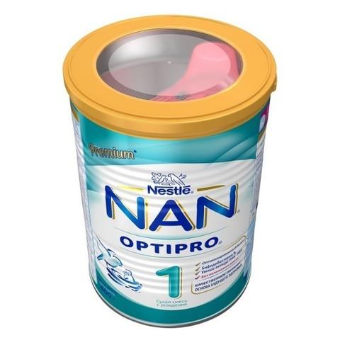 NAN® 1 OPTIPRO®   Cухая молочная смесь  с рождения 400гр