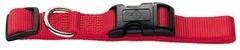Ошейник для собак, Hunter Smart Ecco, M (35-53 см) нейлон красный