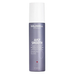 Goldwell Stylesign Just Smooth Diamond Gloss - Защитный спрей для блеска волос 0
