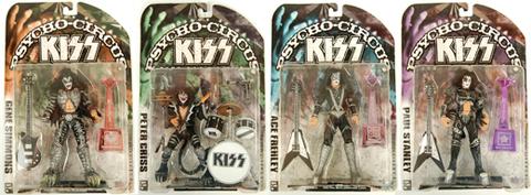 KISS OF PSYCHO CIRCUS TOUR EDITION