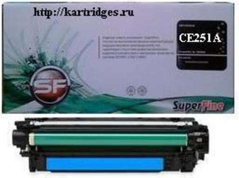 Картридж SuperFine SF-CE251A