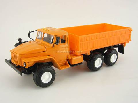 Ural-5557 Agriculture truck Elecon 1:43