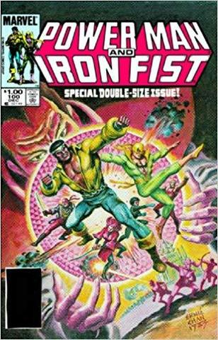 Essential: power man and iron fist vol. 2