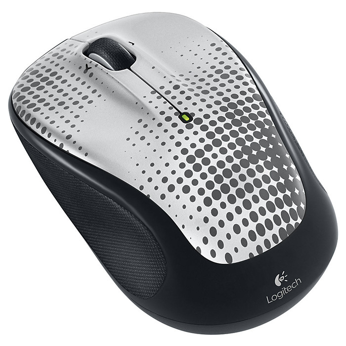 LOGITECH M325 Perfectly Pewter