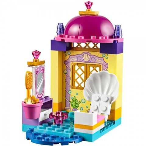 LEGO Juniors: Карета Ариэль 10723