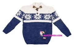 свитер звезды