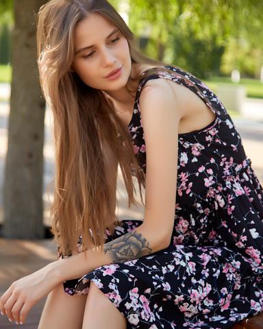 платье черное креп nadya
