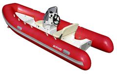 Лодка РИБ с жестким дном BRIG F450GL