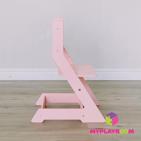 Растущий стульчик, розовый 6