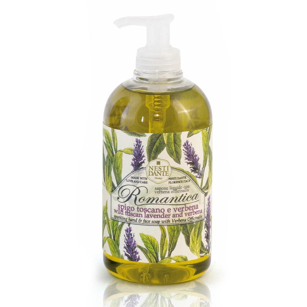 Wild Tuscan Lavender & Verbena / Дикая тосканская лаванда и вербена жидкое мыло 500 мл