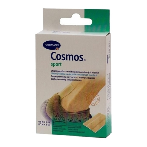 Пластырь Hartmann Cosmos SPORT